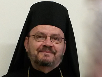 Fr Lazar Caran who is both in Elaine and Hallupdate 2 3 2015