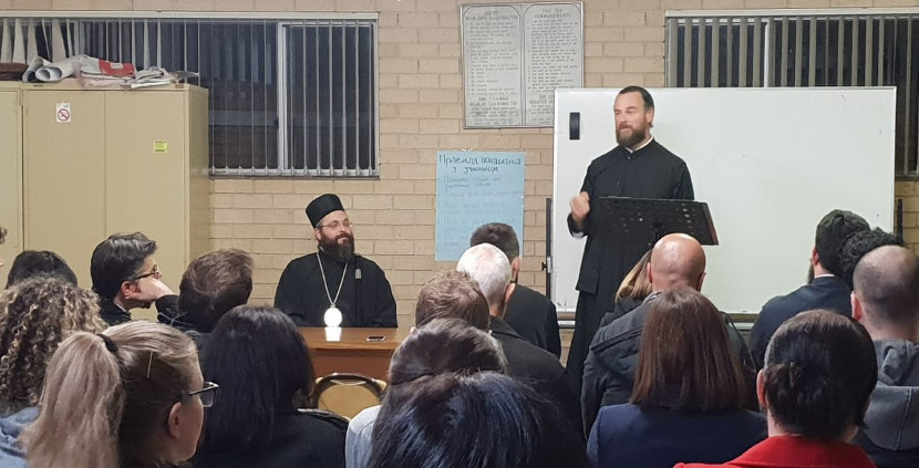 Orthodox Youth Spiritual Talk: Why is it Important to Go to Church?
