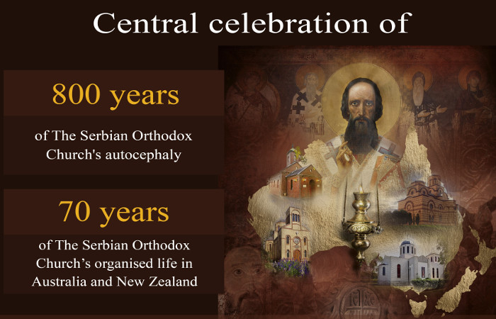 INVITATION FOR THE CENTRAL CELEBRATION OF TWO MAJOR JUBILEES