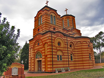 St Sava Church Greensborough VIC